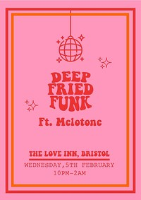 Deep Fried Funk ft. Melotone  at The Love Inn in Bristol