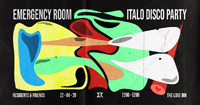 ER: Italo Disco Party at The Love Inn in Bristol