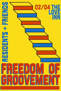 Freedom of Groovement: Residents + Loose Leaf at The Love Inn in Bristol