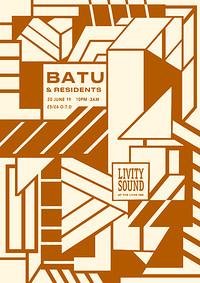 Livity Sound w/ Batu, Hodge & Peverelist at The Love Inn in Bristol
