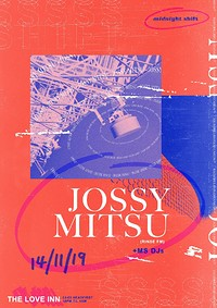 Midnight Shift w/ Jossy Mitsu at The Love Inn in Bristol