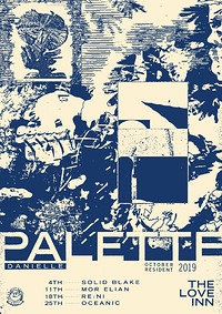 Palette ft. re:ni at The Love Inn in Bristol