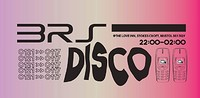 Tunnel Vision: BRS Disco  at The Love Inn in Bristol