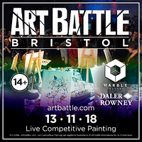 Art Battle November! at The Marble Factory in Bristol