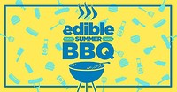 Edible Summer BBQ at The Marble Factory in Bristol