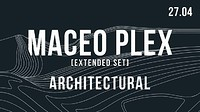Perpetual presents Maceo Plex [Extended Set] at The Marble Factory in Bristol