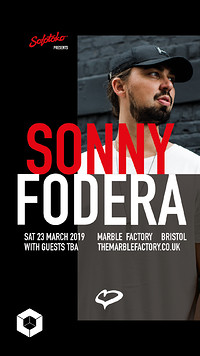 Sonny Fodera Presents SOLOTOKO  at The Marble Factory in Bristol