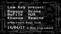 Low Key Launch: Buckfast Boys Club Room 2 Takeover at The Moon Club in Bristol