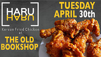 Haru Haru - Korean Fried Chicken Pop-Up at The Old Bookshop in Bristol