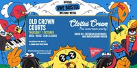 Clotted Cream: The Ice Cream Prison Party at The Old Crown Courts in Bristol
