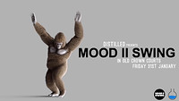 Distilled Presents: Mood II Swing at The Old Crown Courts in Bristol