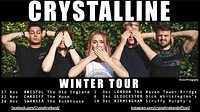 Crystalline +The Malthusian Trap at The Old England Pub in Bristol