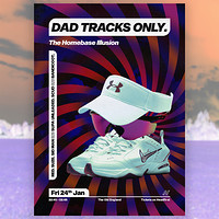 Dad Tracks: The Homebase Illusion  at The Old England Pub in Bristol