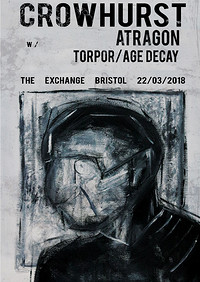 Torpor // Age Decay at The Old England Pub in Bristol