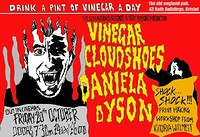 Vinegar W/Cloudshoes and Daniela Dyson at The Old England Pub in Bristol