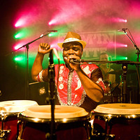 Chai Wallahs present: Afla Sackey & Afrik Bawantu at The Old Market Assembly in Bristol