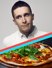 COMEDY + PIZZA + PINT WITH LARRY DEAN at The Old Market Assembly in Bristol