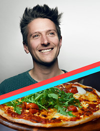 COMEDY + PIZZA + PINT WITH STUART GOLDSMITH at The Old Market Assembly in Bristol