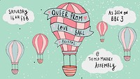 Queer Prom Bristol // Love Ball at The Old Market Assembly in Bristol