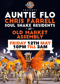 Soul Shake 1st Birthday at The Old Market Assembly in Bristol