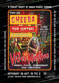 Video Nasties with DJs Cheeba and Tom Centra at The Old Market Assembly in Bristol