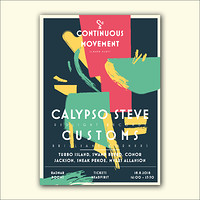 Continuous Movement Summer Party at The Radnar Rooms in Bristol