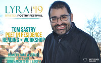 Tom Sastry | Reading + Workshop at The Square Club in Bristol