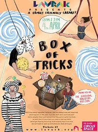 Box of Tricks: A Family Cabaret at The Station in Bristol