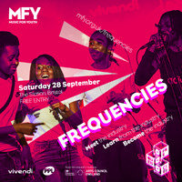 Frequencies 2019 - Bristol at The Station in Bristol