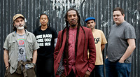 Benjamin Zephaniah & The Revolutionary Minds at The Trinity Centre in Bristol