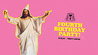 Father Funk's Church of Love: Fourth Birthday Tour at The Trinity Centre in Bristol