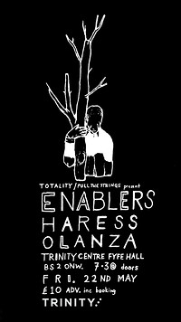 PTS / Totality Present Enablers w/ Haress & Olanza at The Trinity Centre in Bristol