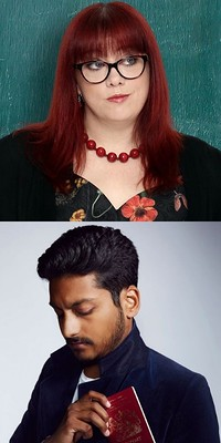 Angela Barnes & Ahir Shah at The Wardrobe Theatre in Bristol