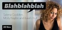 Blahblahblah – Salena Godden at The Wardrobe Theatre in Bristol