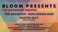 Bloom presents at The Wardrobe Theatre in Bristol