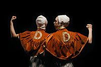 DoppelDänger by She Goat at The Wardrobe Theatre in Bristol