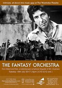 The Fantasy Orchestra at The Wardrobe Theatre in Bristol