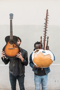 TOUKI: Cory Seznec & Amadou Diagne at The Wardrobe Theatre in Bristol
