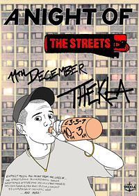 A Night Of: The Streets at Thekla in Bristol