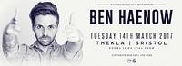 Ben Haenow at Thekla in Bristol