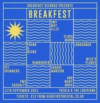 Breakfest 2021 at Thekla in Bristol