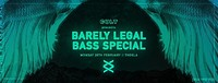Cult // Barely Legal // // Bass Special at Thekla in Bristol