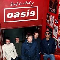 Definitely Oasis at Thekla in Bristol