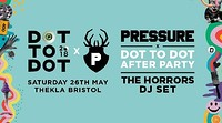 Dot To Dot Afterparty Bristol - The Horrors DJ Set at Thekla in Bristol