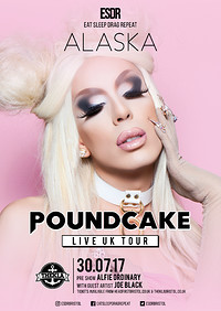 ESDR presents Alaska: Poundcake LIVE (BRISTOL 14+) at Thekla in Bristol