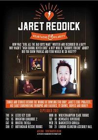 Jaret Reddick at Thekla in Bristol