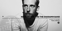 Kevin Devine and the Goddamn Band at Thekla in Bristol