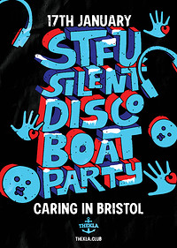 Silent Disco - Caring In Bristol Fundraiser at Thekla in Bristol