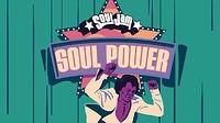 SoulJam - Soul Power at Thekla in Bristol