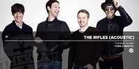 The Rifles (Acoustic) at Thekla in Bristol